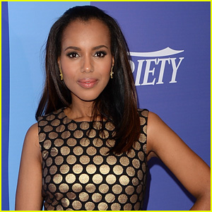 Kerry Washington Welcomes Baby Girl Isabelle with Husband Nnamdi Asomugha!