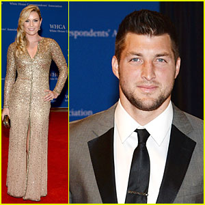 Lindsay Vonn & Tim Tebow Bring Athleticism to White House Correspondents' Dinner 2014