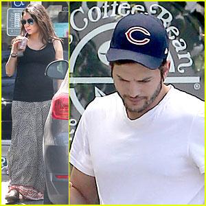 Mila Kunis & Ashton Kutcher Buy New Family Home Before Baby Arrives!