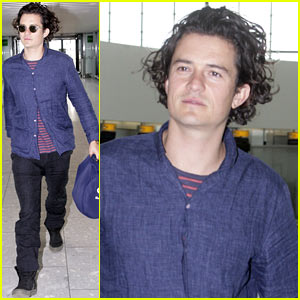 Orlando Bloom & Laura Paine Are 'Just Friends,' Says Miranda Kerr
