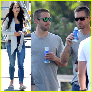 Fast Furious 7 Paul Walker Brother
