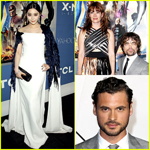 Peter Dinklage, Fan Bing Bing, & More Bring New Blood to 'X-Men' at World Premiere!