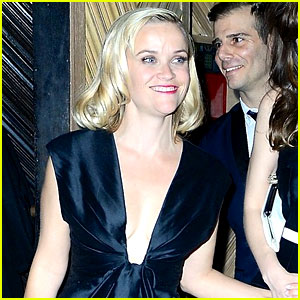 Reese Witherspoon Can't Pronounce Cara Delevingne's Name - See the Funny Video!