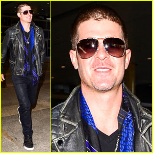 Robin Thicke Wrote New Song 'Get Her Back' for Wife Paula Patton