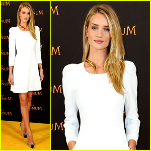 Rosie Huntington-Whiteley Debuts New Magnum Short Film!