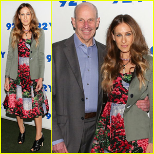 Sarah Jessica Parker is Spring Ready for Conversation with Jonathan Tisch
