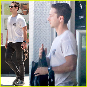 Shia LaBeouf & Channing Tatum Drank Together to Bond For Their 2006 Movie!
