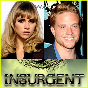 Suki Waterhouse Joins 'Divergent' Sequel 'Insurgent' as Marlene