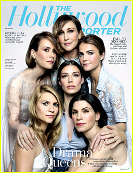 Television's Leading Ladies Grace THR's Latest Cover & Dish on Their Shows!
