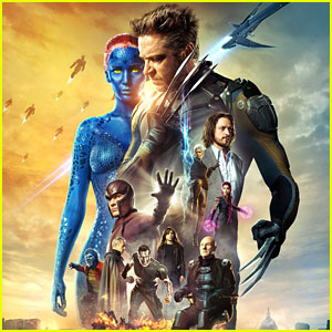 'X-Men: Days of Future Past' Dominates Memorial Da