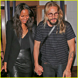 Zoe Saldana's 'My Hero' Gets a Sneak Peek Teaser - Watch Now!