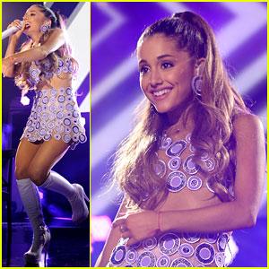 Ariana Grande Reveals New Album 'My Everything'!