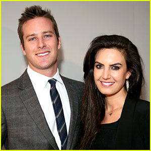 Armie Hammer Expecting First Child with Wife Elizabeth Chambers