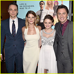 Ashley Greene & Joey King Are The Center of Attention at 'Wish I Was Here' Premiere!