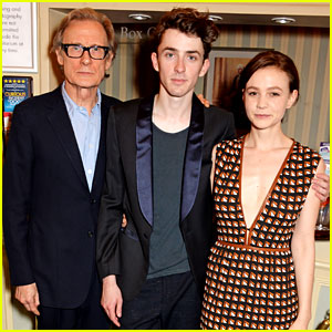 Carey Mulligan Celebrates West End Debut at 'Skylight' Opening!