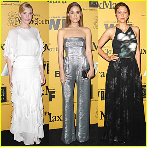 Cate Blanchett & Rose Byrne Get Honored at Crystal & Lucy Awards!