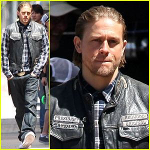 Charlie Hunnam: 'I Had an Interesting Take' on Christian Grey
