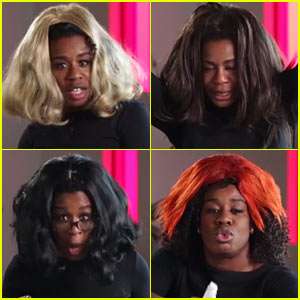 Uzo Aduba Auditions for Every 'Orange is the New Black' Character in Hilarious Leaked Audition Tape - Watch Now!