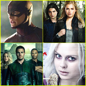 The CW Releases Fall Schedule; Find Out When Vampire Diaires, The Flash & More Are Coming Back!