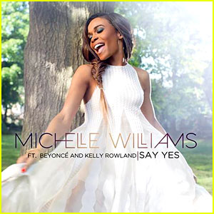 Destiny's Child Reunites for Michelle Williams' 'Say Yes' - LISTEN NOW!