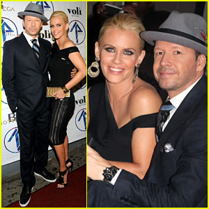 Donnie Wahlberg & Jenny McCarthy's Wedding Won't Be as Lavish as Kimye's Bash!