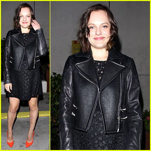 Elisabeth Moss Will Present at the Critics' Choice TV Awards!