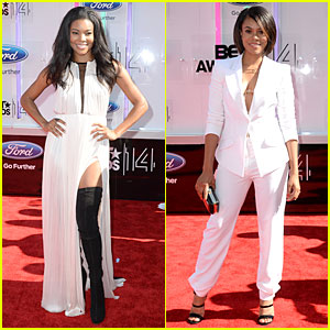 Gabrielle Union & Regina Hall Don't 'Think Like A Man' at BET Awards 2014