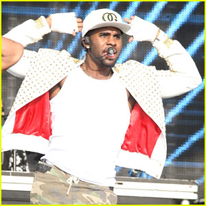 Jason Derulo Hits the Stage at the South West Live Festival 2014!