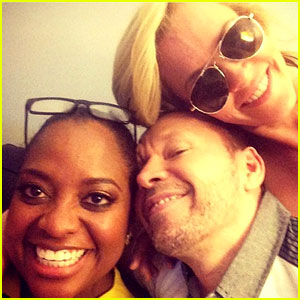 Jenny McCarthy & Sherri Shepherd Hang Out After 'View' Exits Announced - See the Photo!