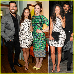 Jesse Metcalfe & Cara Santana Help Celebrate Daphne's 50th Anniversary with Sophie Ellis-Bextor!