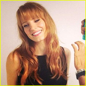 Jessica Chastain Has Bangs Now - See Her New Hairstyle Here!