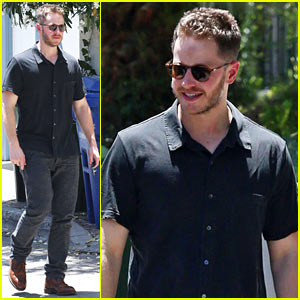 Josh Dallas is a World Cup Fan: USA Vs. Portugal Match Was a 'Great Game'