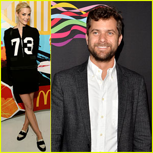 Joshua Jackson & Jaime King Get Ready for the World Cup!