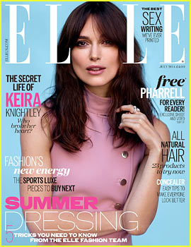 Keira Knightley: Teenage Years Are for 'Getting Unbelievably Drunk' & 'Making Mistakes'