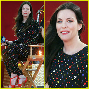 Liv Tyler Shares Beauty Tips She Learned From Her Dad!