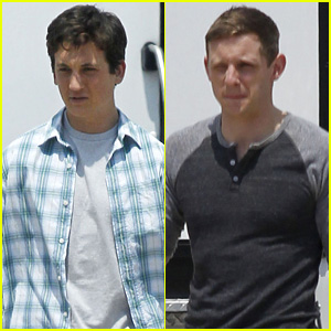 Jamie Bell Photos, News, and Videos | Just Jared | Page 23