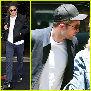 Robert Pattinson Gushes About Jennifer Lawrence's Glow & Confidence!