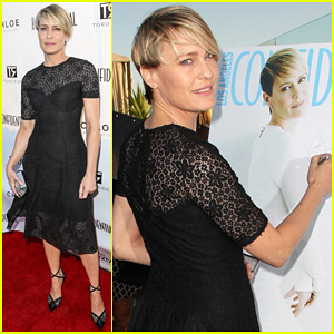 Robin Wright Celebrates Her 'LA Confidential' Women of Influence Cover!