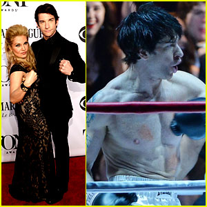 Rocky's Andy Karl is the 'Eye of the Tiger' at Tony Awards 2014!