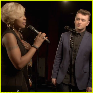 Sam Smith Tells Mary J. Blige to 'Stay With Me' in New Music Video - Watch Now!