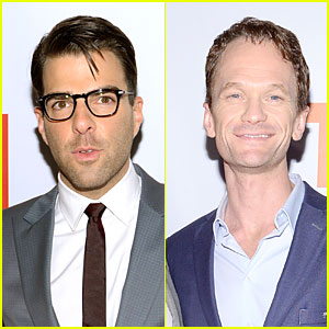 Zachary Quinto & Neil Patrick Harris Help LGBTQ Youth at TrevorLive Event!