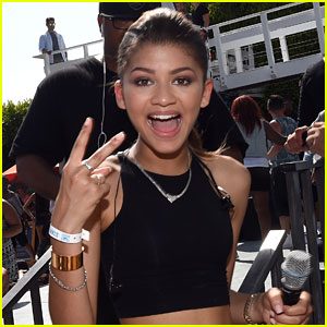 Zendaya Won't Be Portraying Aaliyah in the Lifetime Biopoic!