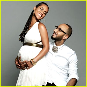 Alicia Keys: Pregnant with Second Child - See Her B