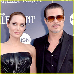 Angelina Jolie & Brad Pitt Are 'By the Sea' Co-Stars & Producers!