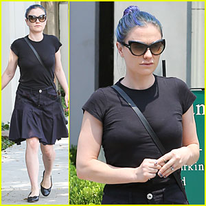Anna Paquin Didn't Have Power on Last Day of Filming 'True Blood'