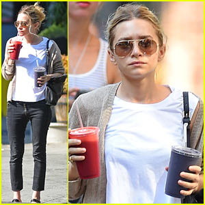 Ashley Olsen Steps Out After Missing Latest 'Full House' Reunion