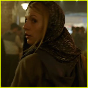 Claire Danes Goes to Pakistan in New 'Homeland' Season 4 Trailer - Watch Now!