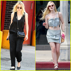 Dakota Fanning: My Pet Peeve is People Always on Their Phones