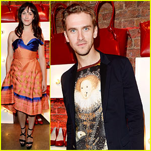 Jessica brown findlay and thomas campbell