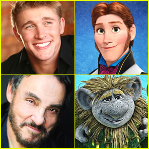 Tyler Jacob Moore & John Rhys-Davies Join 'Frozen' Arc on 'Once Upon A Time'